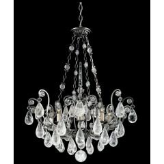 Schonbek 2487-22R Heirloom Gold Versailles Rock Crystal