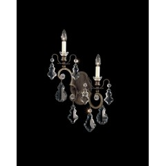 Schonbek 2757-48H Antique Silver Versailles