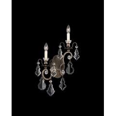 Schonbek 2758-48H Antique Silver Versailles