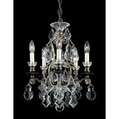 Schonbek 2769-48H Antique Silver Versailles