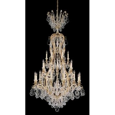 Schonbek 2783-48H Antique Silver Versailles