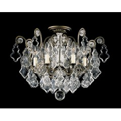 Schonbek 2784-48H Antique Silver Versailles