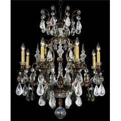 Schonbek 3571-22RC-AD Heirloom Gold Renaissance Rock Crystal