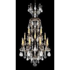 Schonbek 3582-22RC-AD Heirloom Gold Renaissance Rock Crystal