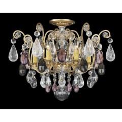 Schonbek 3584-22RC-AD Heirloom Gold Renaissance Rock Crystal