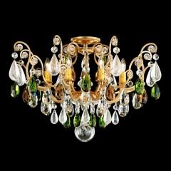 Schonbek 3585-22RC-AD Heirloom Gold Renaissance Rock Crystal