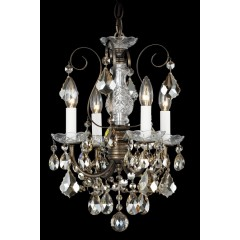 Schonbek 3648-76S Heirloom Bronze New Orleans