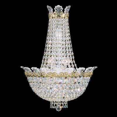 Schonbek 3710-22A Heirloom Gold Roman Empire