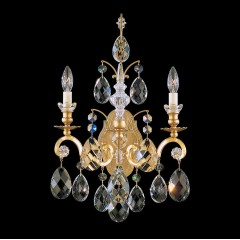 Schonbek 3761-22H Heirloom Gold Renaissance