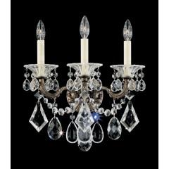 Schonbek 5002-48H Antique Silver La Scala