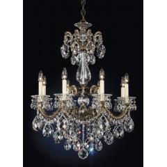 Schonbek 5007-48H Antique Silver La Scala