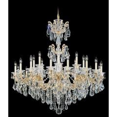 Schonbek 5013-22H Heirloom Gold La Scala