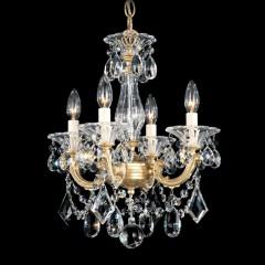 Schonbek 5344-22H Heirloom Gold La Scala