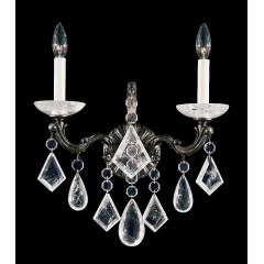 Schonbek 5401-48R Antique Silver La Scala Rock Crystal