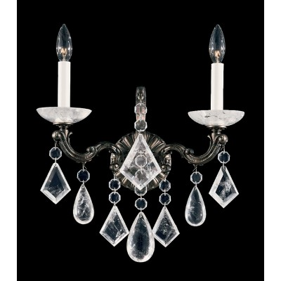 Schonbek 5401-86R Midnight Gild La Scala Rock Crystal