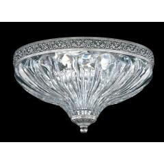 Schonbek 5630-48 Antique Silver Milano