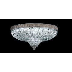 Schonbek 5631-48 Antique Silver Milano