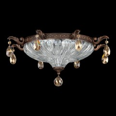 Schonbek 5634-27A Parchment Gold Milano
