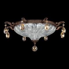 Schonbek 5634-48O Antique Silver Milano