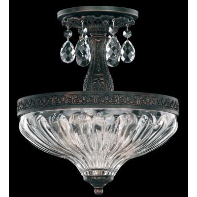 Schonbek 5644-80SC-GS Roman Silver Milano
