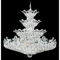 Schonbek 5856-40A Silver Trilliane