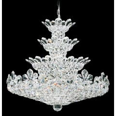 Schonbek 5856-40S Silver Trilliane