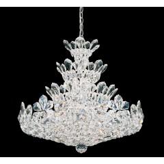 Schonbek 5858-40A Silver Trilliane