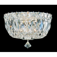 Schonbek 5890-40A SILVER Petit Crystal Deluxe