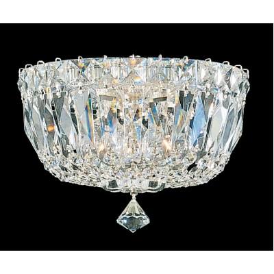 Schonbek 5890-40A SILVER Petit Crystal Deluxe