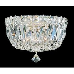 Schonbek 5890-40S SILVER Petit Crystal Deluxe