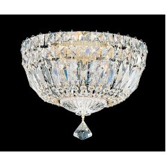 Schonbek 5891-40A SILVER Petit Crystal Deluxe