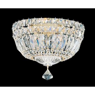 Schonbek 5891-40M SILVER Petit Crystal Deluxe