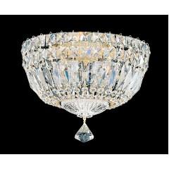 Schonbek 5891-40S SILVER Petit Crystal Deluxe