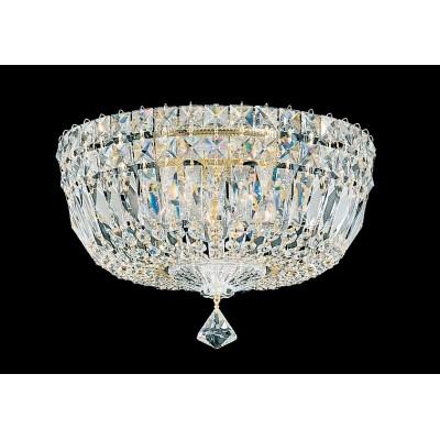 Schonbek 5892-40S SILVER Petit Crystal Deluxe