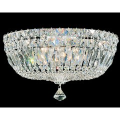 Schonbek 5893-40A SILVER Petit Crystal Deluxe