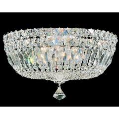 Schonbek 5893-40A SILVER Petit Crystal Deluxe