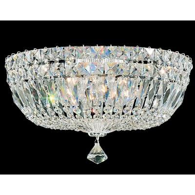 Schonbek 5893-40S SILVER Petit Crystal Deluxe