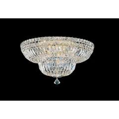 Schonbek 5894-40A SILVER Petit Crystal Deluxe