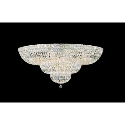 Schonbek 5896-40S SILVER Petit Crystal Deluxe