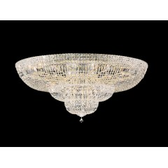Schonbek 5897-40M SILVER Petit Crystal Deluxe
