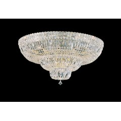 Schonbek 5898-40S SILVER Petit Crystal Deluxe