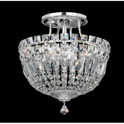 Schonbek 5900-40S SILVER Petit Crystal Deluxe