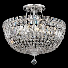 Schonbek 5902-40A SILVER Petit Crystal Deluxe