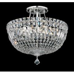Schonbek 5902-40S SILVER Petit Crystal Deluxe