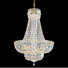 Schonbek 6616-211A Aurelia Petit Crystal Deluxe