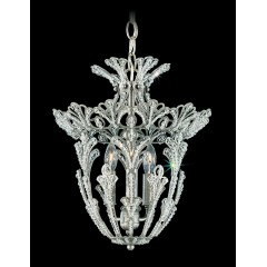 Schonbek 6710-48A Antique Silver Rivendell