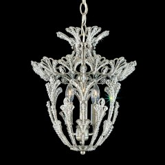 Schonbek 6710-48S Antique Silver Rivendell