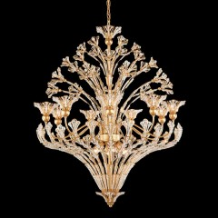 Schonbek 7884-22A Heirloom Gold Rivendell