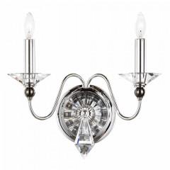 Schonbek 9672-40CL Silver Jasmine