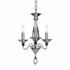 Schonbek 9673-40CL Silver Jasmine